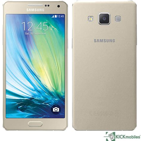 Samsung A5 New new samsung galaxy a5 2015 sm a500fu 16gb chagne gold factory unlocked 4g gsm ebay