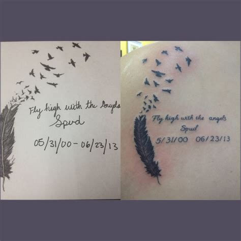 tattoo quotes for cousins memorial tattoo for my cousin done by jason messner at red