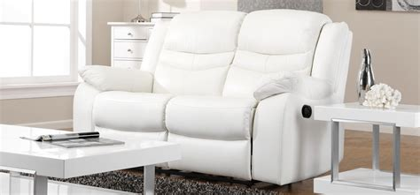 Buy White Sofa by Buy Cheap White Leather Sofa Compare Sofas Prices For