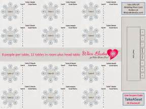 wedding seating charts template wedding reception seating a place for everyone and