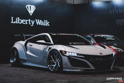 Acura Nsx Wide Kit by Acura Nsx 2018 Wide