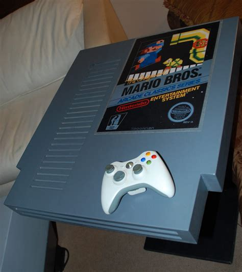 Custom Coffee Tables Nes Coffee Table And Cartridge End Tables