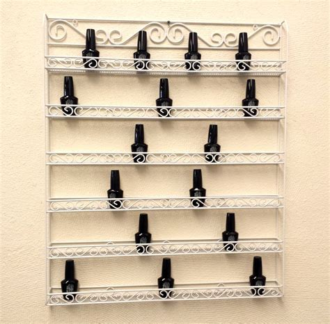 96 bottle nail polish wall rack display amazon beauty 17 best images about essential oils on pinterest doterra
