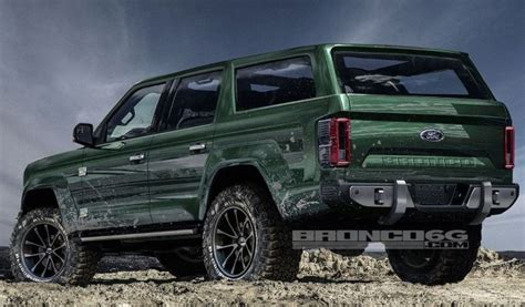 2020 Ford Bronco Release Date, Facts, Rumors, Interior, Specs, Price