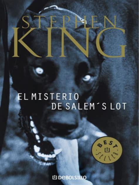 el misterio de salems lot biblioteca stephen king libro de texto pdf gratis descargar ranking de 161 el gran maestro del terror libros de stephen