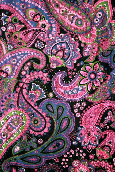 pink black paisley flickr photo sharing designs