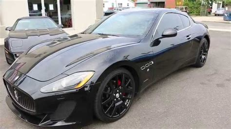custom maserati granturismo convertible 2008 maserati granturismo coupe for sale mc bumper custom
