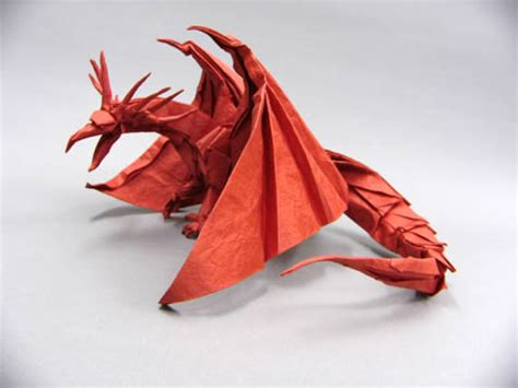 Origami Satoshi Kamiya - satoshi kamiya s origami neatorama