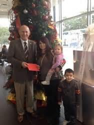 Joe Stewart Cadillac Stewart Cadillac Awards Family In Miracle Promotion