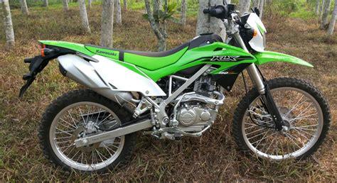 Motor Kawasaki Klx harga dan spesifikasi kawasaki klx 150bf motortrail