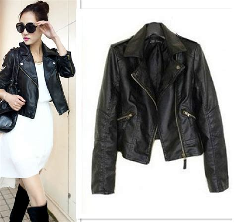 cheap leather motorcycle jackets cheap leather jackets womens jacket to