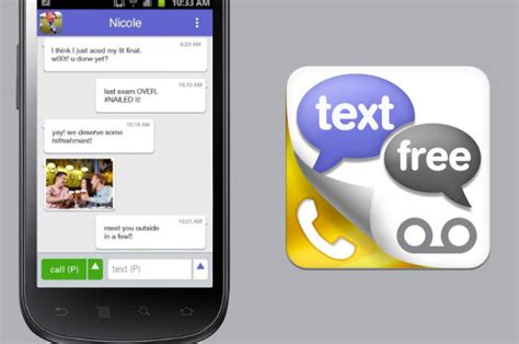 pinger for android pinger launches textfree with voice calling app on android providing unlimited free calls and