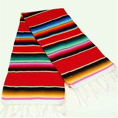 Sarape Table Runner by Sarape Table Runners Decorative Table Decoration