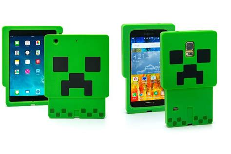 Cool Kitchen Accessories by Minecraft Cases For Tablets And Phones Cool Mom Tech