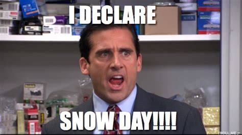 Snow Day Meme - snow day memes image memes at relatably com