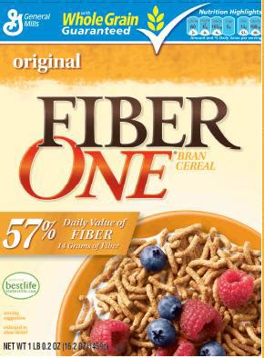 10g carbohydrates cereal facts cereal nutrition scores