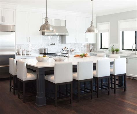 Big Kitchen Island Designs Best 25 Large Kitchen Island Ideas On Pinterest Large