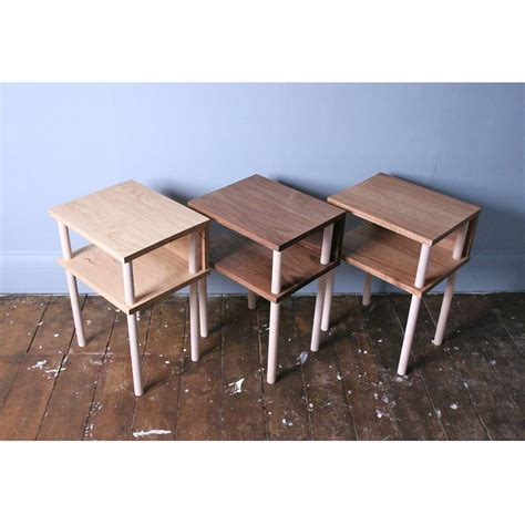 Furniture Dowels by The Dowel Side Table By Noak Furniture