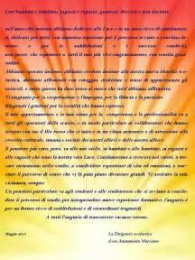 lettere di ringraziamento per i professori lettera di saluti e ringraziamenti curriculum vitae 2018