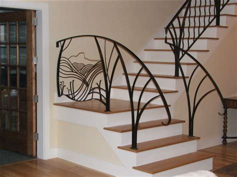Wood Kitchen Ideas by Awesome Interior Stair Railing Kits