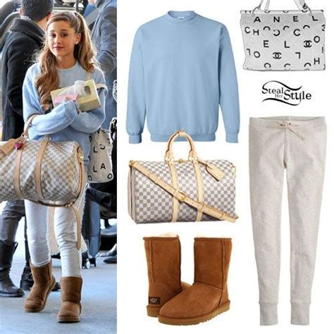 what to wear ariana grande ariana grande casual outfit clothes pinterest ariana