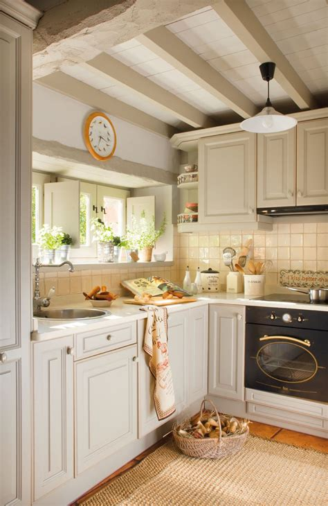 small kitchen interiors ideas para espacios peque 241 os