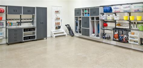pictures of organized garages organized living garage storage