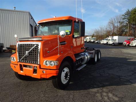 volvo trucks north america greensboro nc volvo vhd64f200 dump trucks for sale 234 used trucks from
