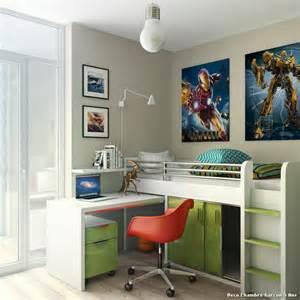 Charmant Idee Chambre Ado Design #9: Deco-chambre-garcon-5-ans-with-contemporain-chambre-denfant.jpg