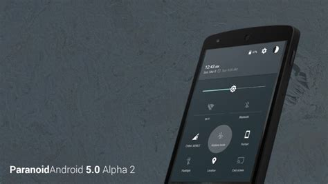 layout android alpha paranoid android 5 0 alpha 2 has arrived vondroid community