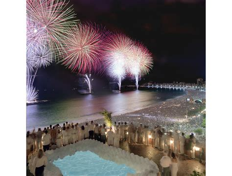how to celebrate new year s eve in rio de janeiro