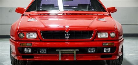 Maserati Shamal For Sale by Maserati Shamal Classic Cars In Dubai Uae