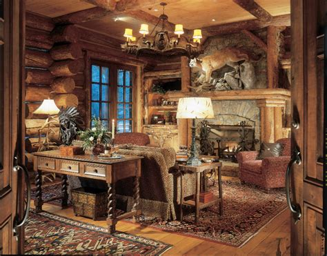 Rustic Home Decore Marvelous Rustic Lodge Cabin Home Decor Decorating Ideas Gallery In Home Office Rustic Design Ideas
