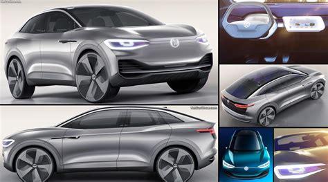 volkswagen concept 2017 volkswagen id crozz concept 2017 pictures information