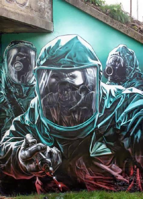 los mejores graffitis del mundo parte  filosoraptornet