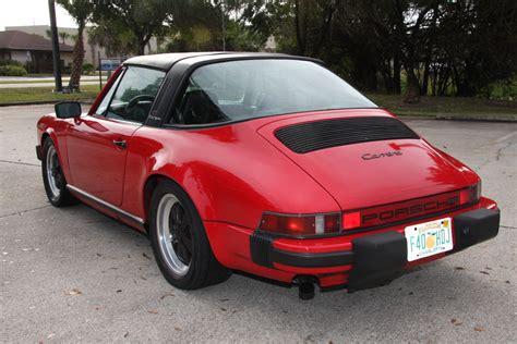 Porsche 911 Carrera 1984 by 1984 Porsche 911 Carrera Targa For Sale