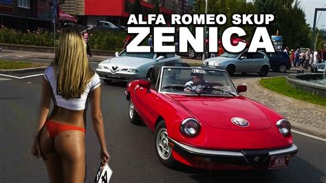 Alfa Romeo Club by Alfa Romeo Club Event Zenica Bosnia And Herzegovina