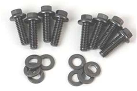 440402 383 Stroker Aluminum Valve Covers Black