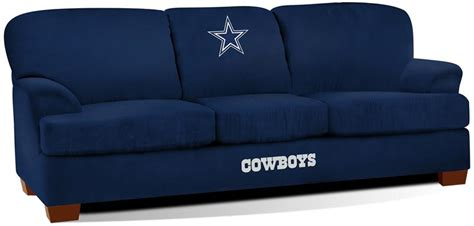 Dallas Cowboys First Team Microfiber Sofa