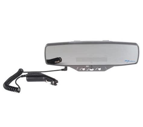 Modoo Bluetooth Mirror Free Car Kit by Bluetooth Free Wireless Rear View Mirror Car Kit
