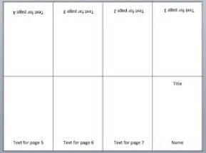 best photos of mini book template mini book template