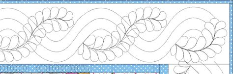 Quilting Stencils For Borders by Problems With Quilting Stencils Patchworkmaniac S