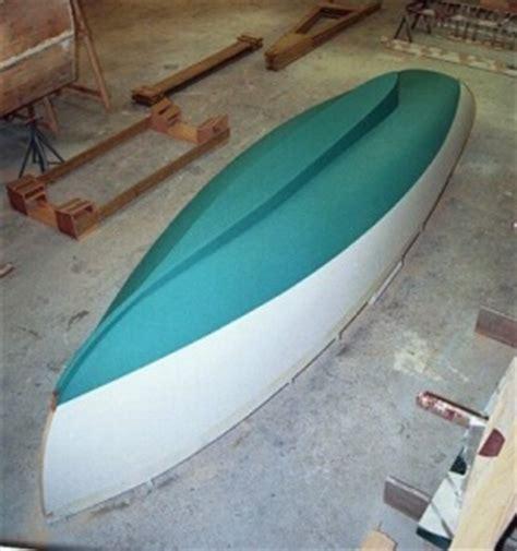 electric boat keel 22 phantom budsin wood craft