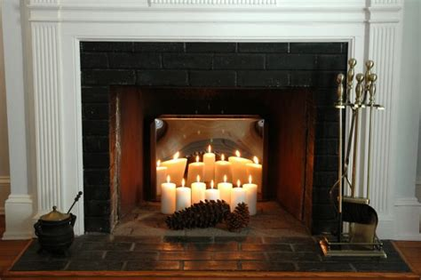 Incorporate a selection of candles