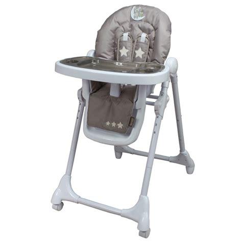 chaise haute pas chere pour bebe chaise haute b 233 b 233 t 233 lescopique lune c 226 line 5 sur allob 233 b 233