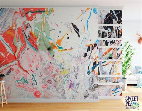 ide lukisan dinding menarik buat rumah minimalis