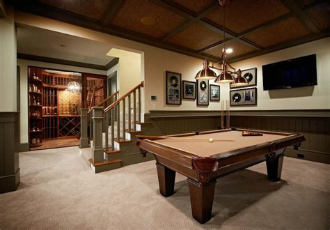 Basement Room by Basement Room Traditional Basement Carolina