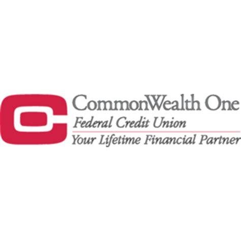Forum Credit Union Zip Code Commonwealth One Federal Credit Union Logo Vector Logo Of Commonwealth One Federal Credit Union