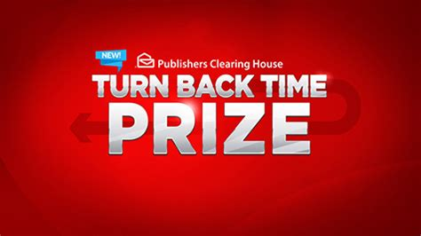 Pch 5000 A Week For Life Lump Sum - pch turn back time prize