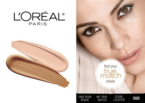 L Oreal True Match find your foundation shade l oreal style by